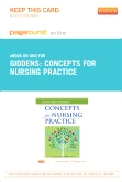 Concepts for Nursing Practice - Elsevier eBook on Intel Education Study (Retail Access Card)