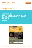 PART - Sonography Exam Review: Physics, Abdomen, Obstetrics and Gynecology - Elsevier eBook on Intel Education Study (Retail Access Card), 2nd Edition