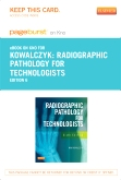 cover image - Radiographic Pathology for Technologists - Elsevier eBook on Intel Education Study (Retail Access Card),6th Edition