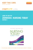 Nursing Today - Elsevier eBook on Intel Education Study (Retail Access Card), 8th Edition