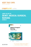 Medical-Surgical Nursing - Elsevier eBook on Intel Education Study (Retail Access Card), 3rd Edition