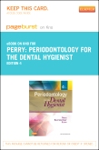 cover image - Periodontology for the Dental Hygienist - Elsevier eBook on Intel Education Study (Retail Access Card),4th Edition