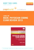 Physician Coding Exam Review 2013 - Elsevier E-Book on VitalSource + Evolve Access (Retail Access Cards)