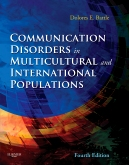 cover image - Communication Disorders in Multicultural and International Populations- Elsevier eBook on Intel Education Study,4th Edition