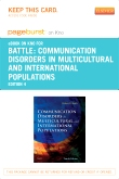 Communication Disorders in Multicultural and International Populations - Elsevier eBook on Intel Education Study (Retail Access Card), 4th Edition