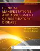 cover image - Clinical Manifestations and Assessment of Respiratory Disease,7th Edition