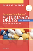 cover image - Saunders Handbook of Veterinary Drugs,4th Edition