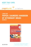 cover image - Saunders Handbook of Veterinary Drugs - Elsevier eBook on VitalSource (Retail Access Card),4th Edition