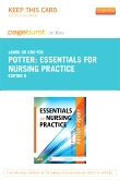 Essentials for Nursing Practice - Elsevier eBook on Intel Education Study (Retail Access Card), 8th Edition