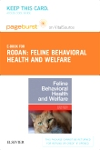 Feline Behavioral Health and Welfare - Elsevier eBook on VitalSource (Retail Access Card)