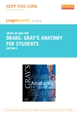 Gray's Anatomy for Students - Elsevier eBook on Intel Education Study (Retail Access Card), 2nd Edition