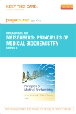 Principles of Medical Biochemistry - Elsevier eBook on Intel Education Study (Retail Access Card), 3rd Edition