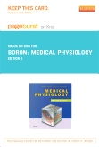 Medical Physiology, 2e Updated Edition - Elsevier eBook on Intel Education Study (Retail Access Card), 2nd Edition
