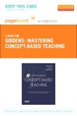 cover image - Mastering Concept-Based Teaching - Elsevier eBook on VitalSource (Retail Access Card)