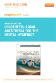 Local Anesthesia for the Dental Hygienist - Elsevier eBook on Intel Education Study (Retail Access Card)