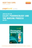 Pharmacology and the Nursing Process - Elsevier eBook on Intel Education Study (Retail Access Card), 7th Edition