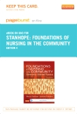 Foundations of Nursing in the Community - Elsevier eBook on Intel Education Study (Retail Access Card), 4th Edition