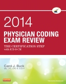 Physician Coding Exam Review 2014 - Elsevier eBook on Intel Education Study