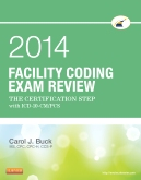 cover image - Facility Coding Exam Review 2014 - Elsevier eBook on Intel Education Study