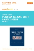 cover image - Cleft Palate Speech - Elsevier eBook on Intel Education Study (Retail Access Card),4th Edition