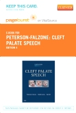 Cleft Palate Speech - Elsevier eBook on VitalSource (Retail Access Card), 4th Edition