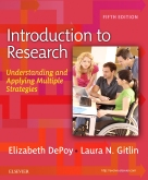 cover image - Introduction to Research - Elsevier eBook on VitalSource,5th Edition