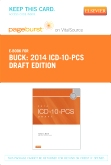 cover image - 2014 ICD-10-PCS Draft Edition - Elsevier eBook on VitalSource (Retail Access Card)