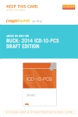 2014 ICD-10-PCS Draft Edition - Elsevier eBook on Intel Education Study (Retail Access Card)
