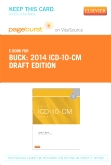 2014 ICD-10-CM Draft Edition - Elsevier eBook on VitalSource (Retail Access Card)