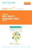 Health Insurance Today - Elsevier eBook on VitalSource (Retail Access Card), 5th Edition