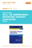 cover image - The Comprehensive Respiratory Therapist Exam Review - Elsevier eBook on Intel Education Study (Retail Access Card),5th Edition