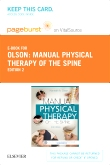 cover image - Manual Physical Therapy of the Spine - Elsevier eBook on VitalSource (Retail Access Card),2nd Edition