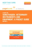 cover image - Veterinary Instruments and Equipment - Elsevier eBook on VitalSource (Retail Access Card),3rd Edition