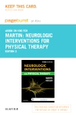 Neurologic Interventions for Physical Therapy - Elsevier eBook on Intel Education Study (Retail Access Card), 3rd Edition