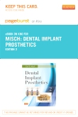 Dental Implant Prosthetics - Elsevier eBook on Intel Education Study (Retail Access Card), 2nd Edition