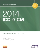 2014 ICD-9-CM for Physicians, Volumes 1 and 2 Professional Edition - Elsevier eBook on VitalSource