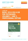 2014 ICD-9-CM for Physicians, Volumes 1 and 2 Professional Edition - Elsevier eBook on VitalSource (Retail Access Card)