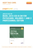 2014 ICD-9-CM for Physicians, Volumes 1 and 2 Professional Edition - Elsevier eBook on Intel Education Study (Retail Access Card)