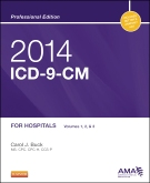 2014 ICD-9-CM for Hospitals, Volumes 1, 2 and 3 Professional Edition - Elsevier eBook on VitalSource
