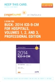 2014 ICD-9-CM for Hospitals, Volumes 1, 2 and 3 Professional Edition - Elsevier eBook on VitalSource (Retail Access Card)