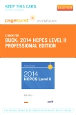 2014 HCPCS Level II Professional Edition - Elsevier eBook on VitalSource (Retail Access Card)