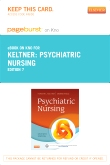 cover image - Psychiatric Nursing - Elsevier eBook on Intel Education Study (Retail Access Card),7th Edition