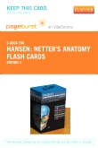 Netter's Anatomy Flash Cards Elsevier eBook on VitalSource (Retail Access Card), 3rd Edition
