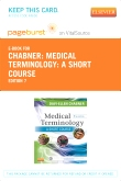 cover image - Medical Terminology: A Short Course - Elsevier eBook on VitalSource (Retail Access Card),7th Edition