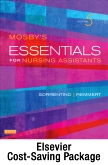Mosby's Essentials for Nursing Assistants - Text, Workbook and Mosby's Nursing Assistant Skills DVD - Student Version 3.0 Package, 5th Edition