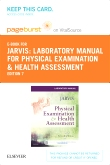 cover image - Laboratory Manual for Physical Examination & Health Assessment - Elsevier eBook on VitalSource (Retail Access Card),7th Edition
