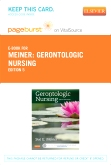 Gerontologic Nursing - Elsevier eBook on VitalSource (Retail Access Card), 5th Edition