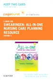 All-In-One Care Planning Resource - Elsevier Digital Book (Retail Access Card), 4th Edition