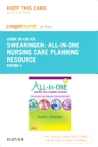 All-In-One Care Planning Resource - Elsevier eBook on Intel Education Study (Retail Access Card), 4th Edition