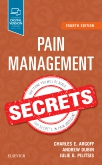 cover image - Pain Management Secrets,4th Edition
